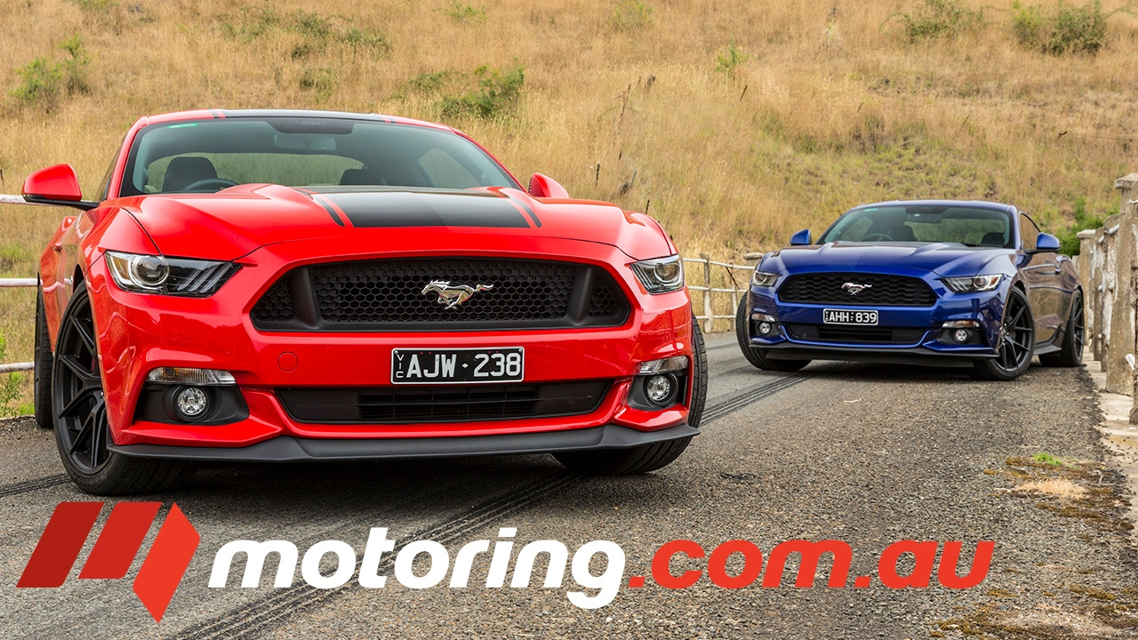 2017 tickford mustang ecoboost gt review motoring australia