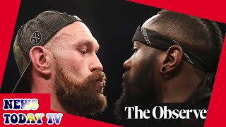 Tyson Fury sees off Pianeta then confirms Deontay Wilder fight
