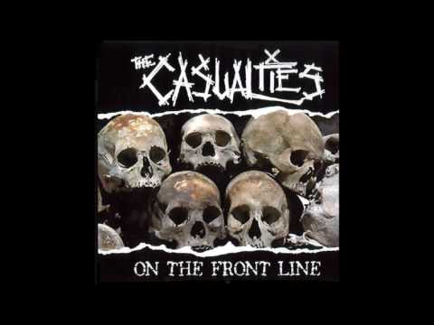 The casualties - Scarred for life mp3