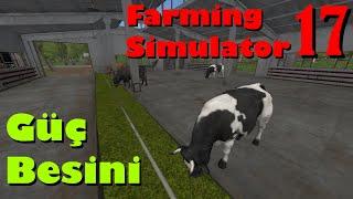 Farming Simulator 17 Güç Besini yapımı...(Detaylı Anlatım!!!)