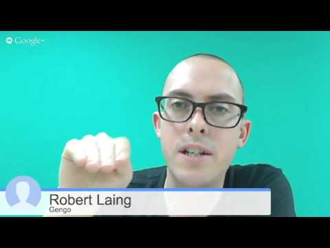How to translate your brand and go global, with Robert Laing -- CEO & Founder of Gengo