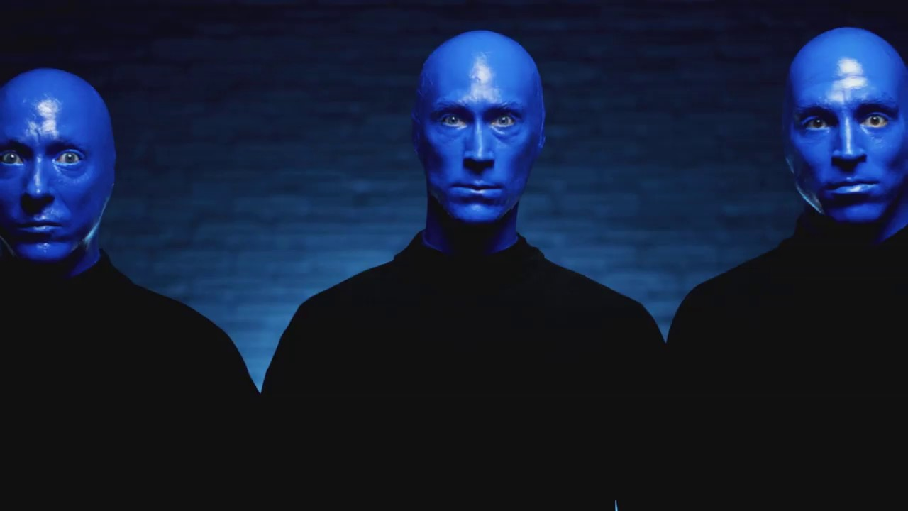 Blue Men Group Köln