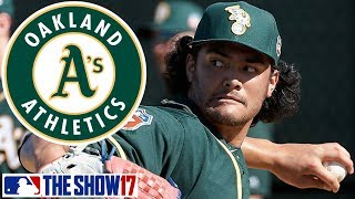 Sean Manaea the Real ACE? - MLB The Show 17 - Franchise Mode - Oakland ep. 23
