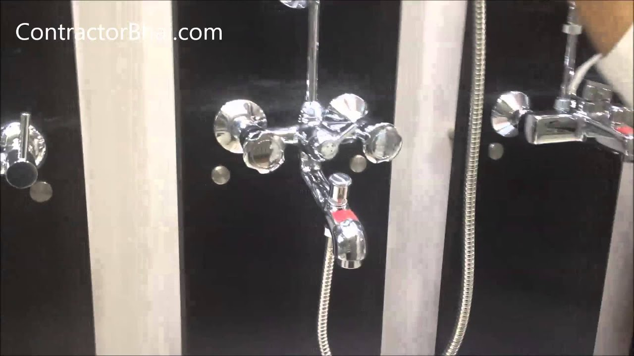 Wall Mixer 3 In 1 By YouTube
