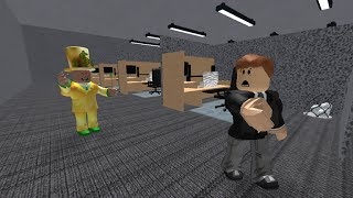 Roblox Escape the Office Obby Part 1
