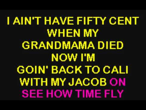hate it or love it karaoke the game feat 50 cent