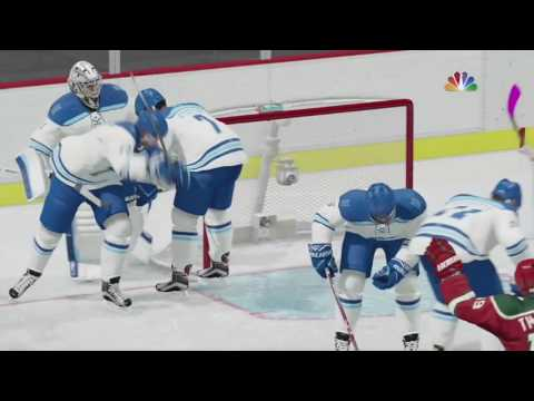 NHL 17 Bloopers #2
