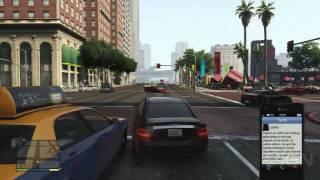 GTA 5 Walkthrough Part 56: The Big Score Setup