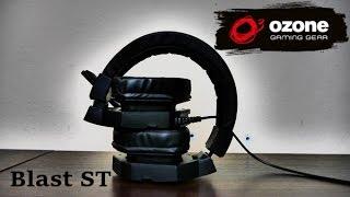 Ozone Blast ST Recenzja słuchawek do gier