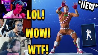 Streamers React To *NEW* Mine Time Emote! *HILARIOUS* | Fortnite Highlights & Funny Moments