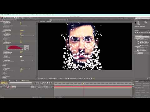Bubbling Particle Reveal Tutorial