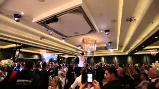Wedding Entertainment | Zaffeh Entry | Joe &Melissa's Wedding Entrance | Showtime Crew