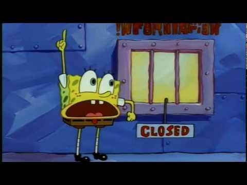Rock Bottom (Spongebob Parody)