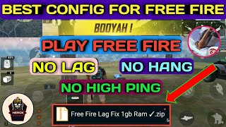 How To Fix Lag On Free Fire In 1Gb Ram