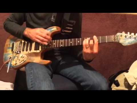 Derol Caraco guitar lesson Life in the Fast Lane