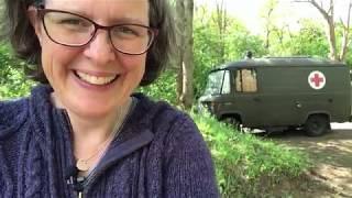 A' glampadh ann an Camping Geversduin