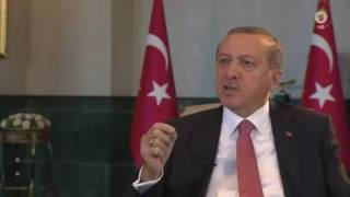 Recep Erdoğan: Es werden 4500 Terroristen von der Bundesregierung unterstützt!