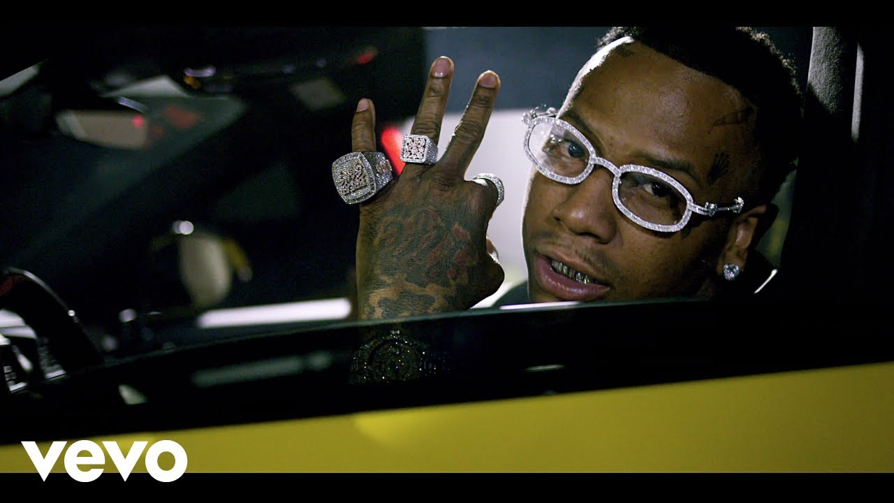 Moneybagg Yo - Spin On Em (Official Music Video) ft. Fredo Bang