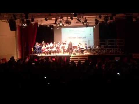 International School Basel Winter Concert 2012