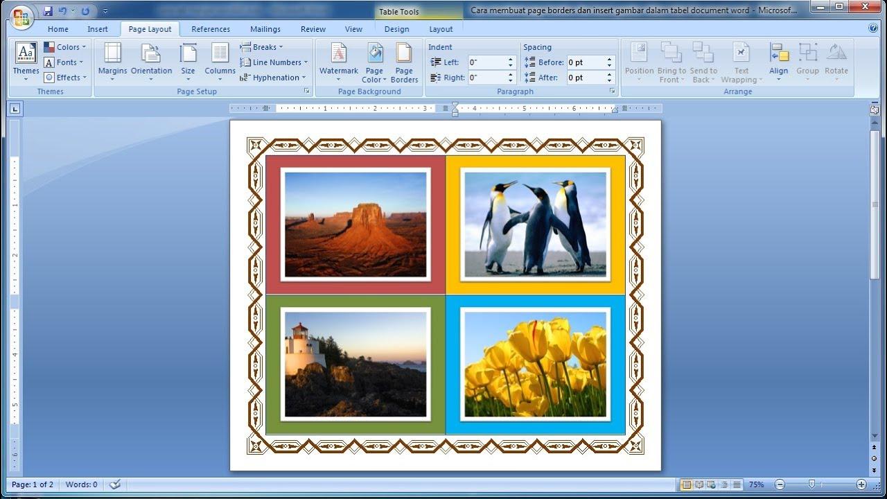 Cara Edit Teks Gambar Di Word - Terkait Teks