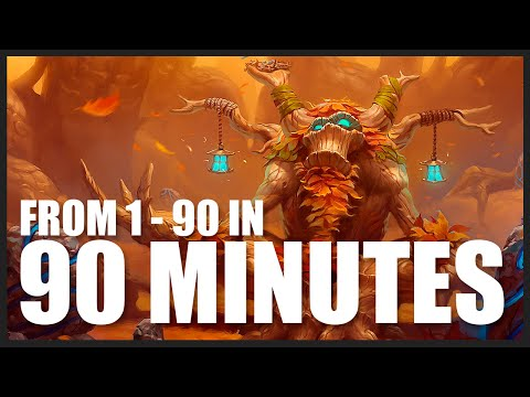 1-90 IN 90 MINUTES? How to Abuse XP-Boosts in WoW (7.1) World of Warcraft: Power Leveling Guide