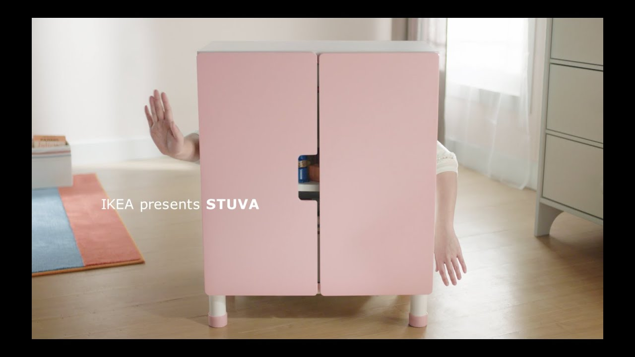 ikea stuva youtube. Black Bedroom Furniture Sets. Home Design Ideas