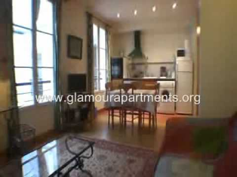 Cute Parisian apartment near Luxembourg Gardens