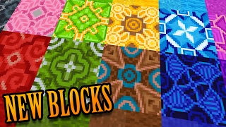 Minecraft: BEST FEATURE EVER? + New Blocks (Snapshot 17w06)