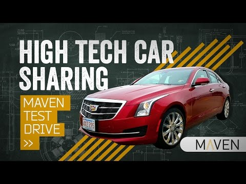 The Best Zipcar Alternative: Maven Car Sharing