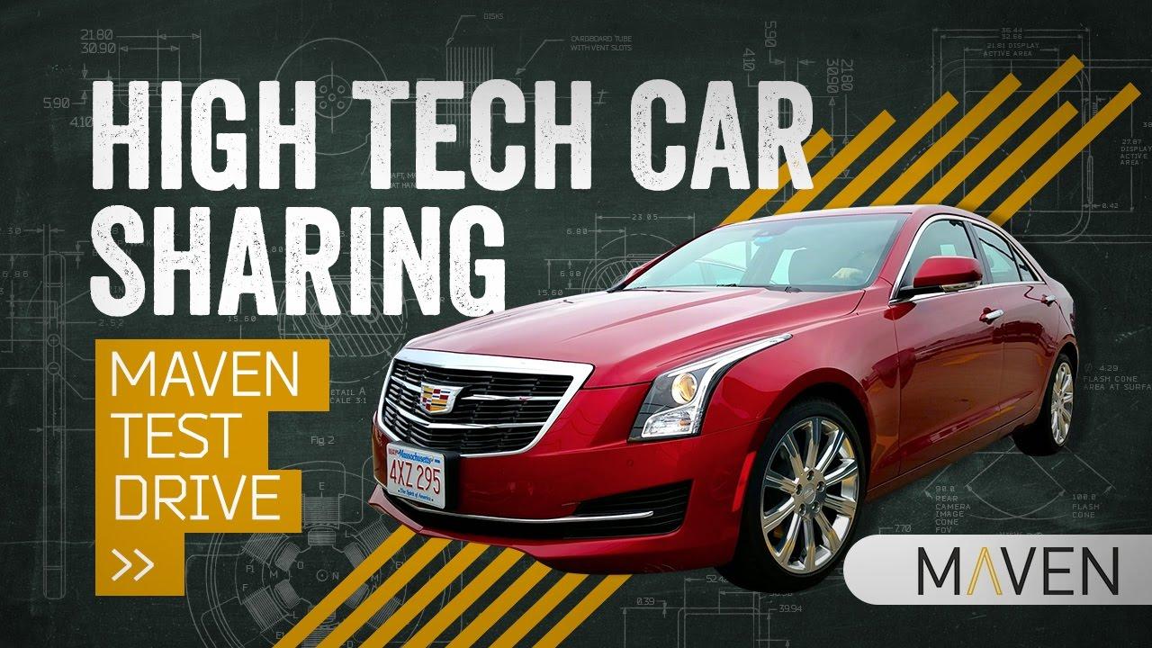 The Best Zipcar Alternative Maven Car Sharing