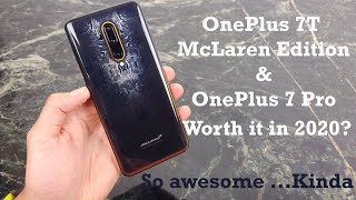 OnePlus 7T McLaren Edition Review: Worth it in 2020?