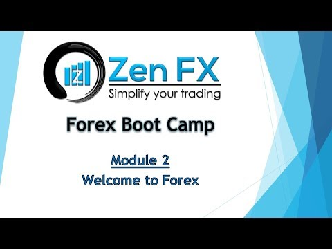 Forex Boot Camp - Part 2