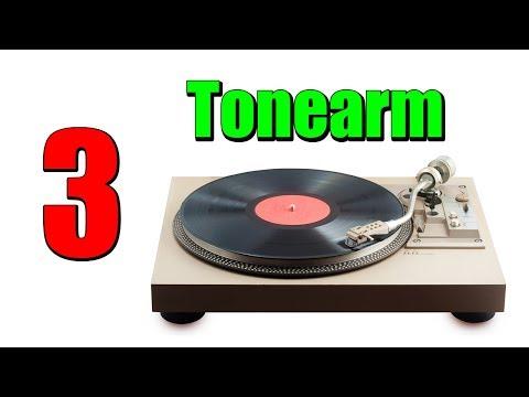 RECORD PLAYERS: Tonearm
