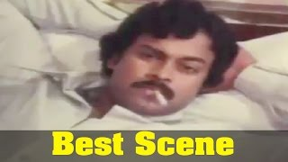 47 Natkal Movie : Chiranjeevi, Best Scene