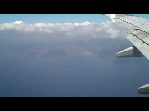 Approach to St. Lucia (Hewanorra) Airport