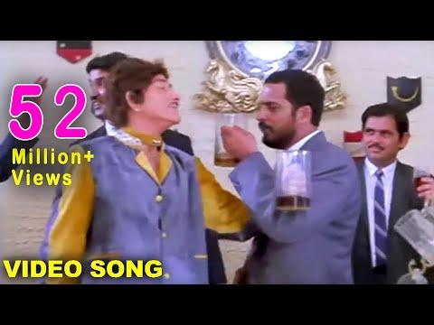 Pile Pile o More Raja | Tirangaa | Raj kumar, Nana Patekar | Mohammed Aziz, Sudesh | Hindi Song | nv