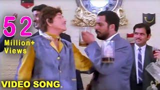 Pile Pile o More Raja | Tirangaa | Raj kumar, Nana Patekar | Mohammed Aziz, Sudesh Hindi Song || NV
