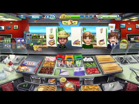 Cooking Fever Official – Sandwich Shop level 31 WALKTHROUGH (3 stars)