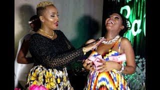 Wolper Amtunza Mapesa Gigy Money Kwenye Baby Shower Yake