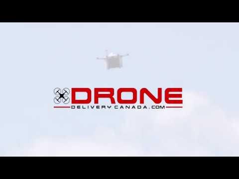 Drone Delivery Canada - Foremost Alberta BVLOS Flights
