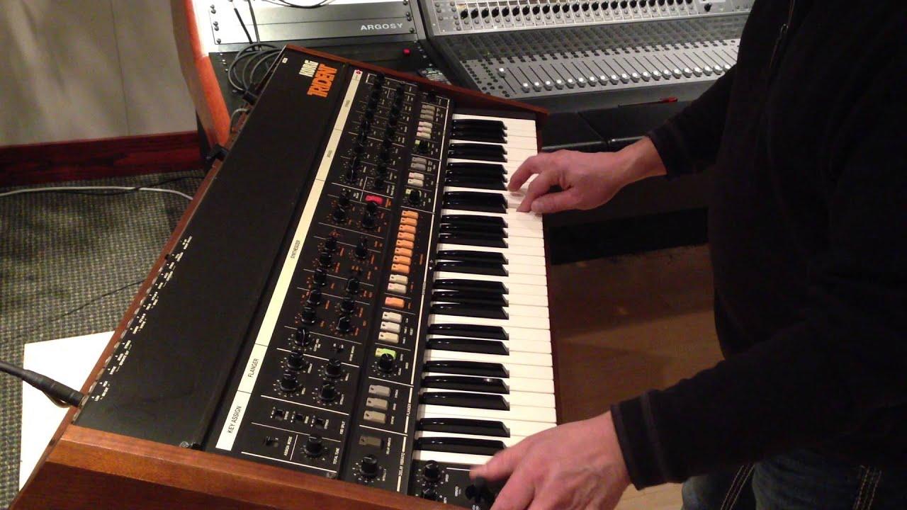 Synth For Sale : korg trident analog synthesizer for sale youtube ~ Vivirlamusica.com Haus und Dekorationen