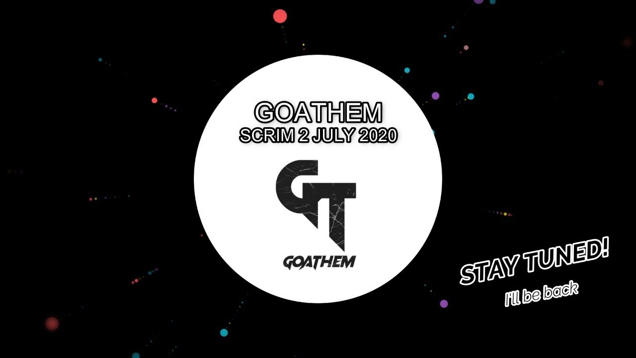 GOATHEM SCRIM 2 JULY 2020 | PUBG MOBILE INDONESIA