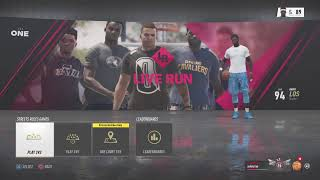 NBA Live 19 Slasher   Live Run GameMode WalkThrough! Quarentine vibes