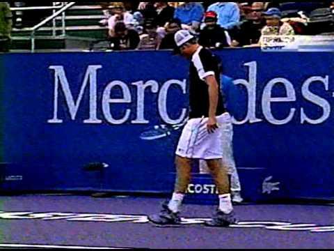 Hewitt Roddick - Houston 2004 SF