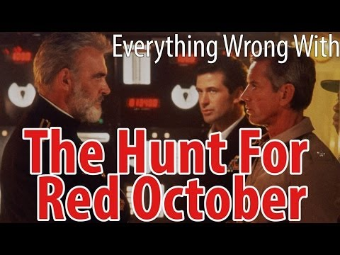 Everything Wrong With The Hunt For Red October