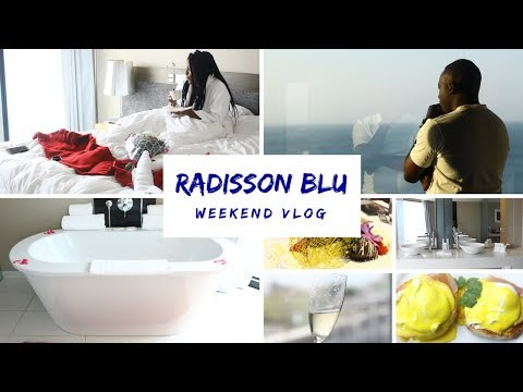 VLOG | Radisson Blu Port Elizabeth Weekend | Baecation | South African Blogger | Miriam Maulana