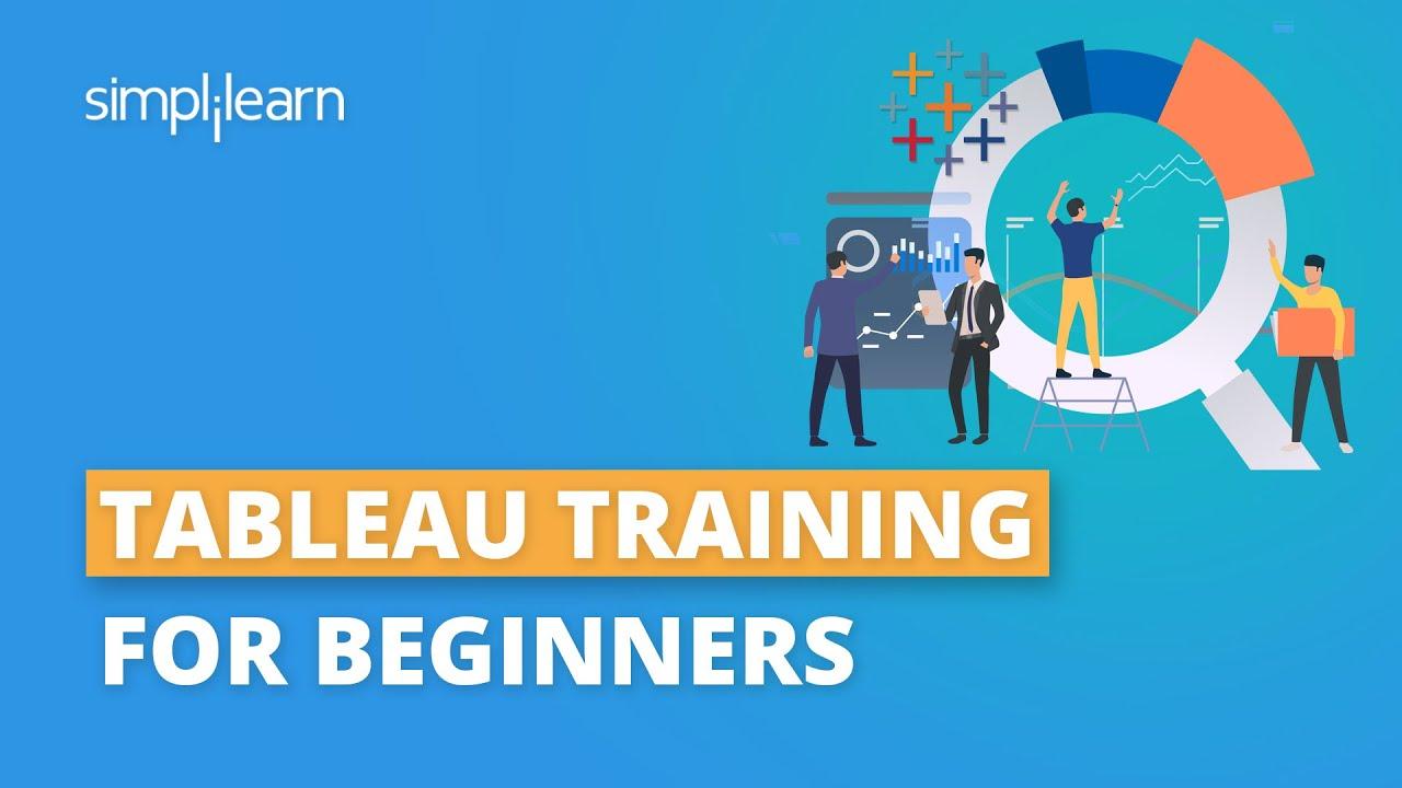 Tableau Training For Beginners | Tableau Tutorial For Beginners
