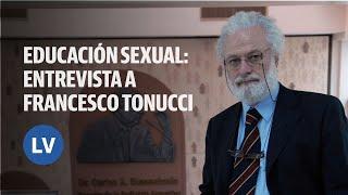 Francesco Tonucci: Los niños tienen aportes para hacer en la educación sexual