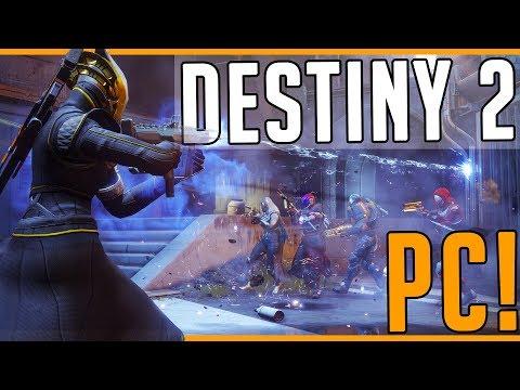 DESTINY 2 PC!