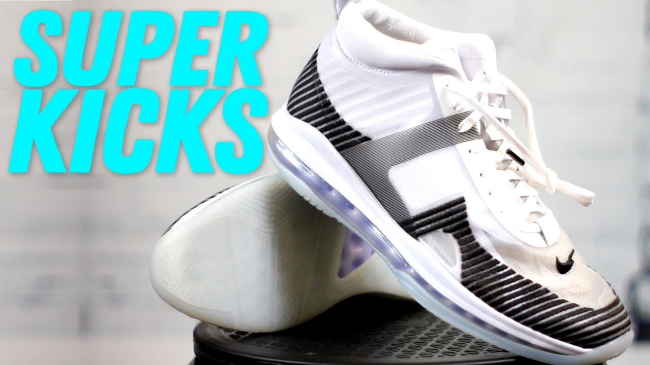 1f1b24e616b7 LEBRON JAMES X JOHN ELLIOTT ICON QS REVIEW (SUPER KICKS Episode 4 ...